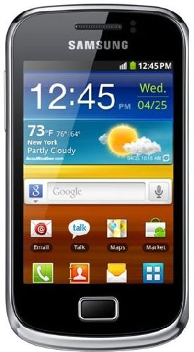 Samsung Galaxy Mini 2 S6500D
