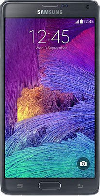 Samsung Galaxy Note 4 SM-N910X Live Demo