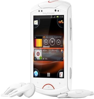 SonyEricsson WT19I Live with Walk