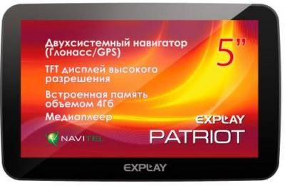 Explay PATRIOT