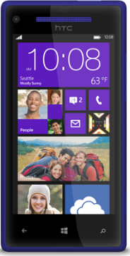 HTC 8S (WP8)